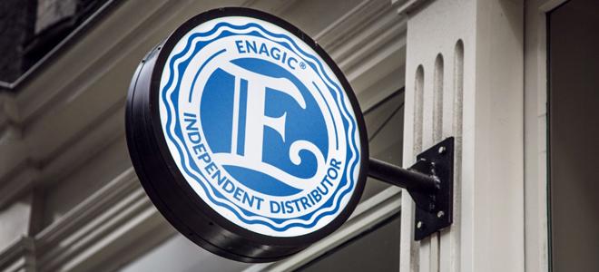 The Enagic Independent Distributor Logo For Download