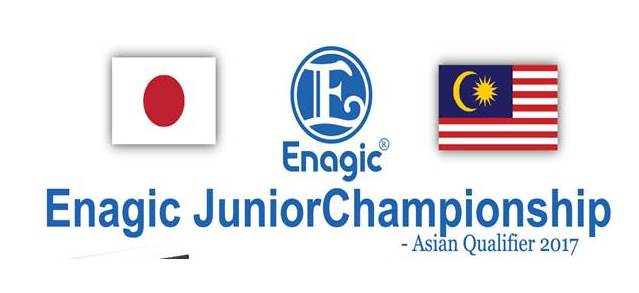 Enagic Junior Championship – Asian Qualifier