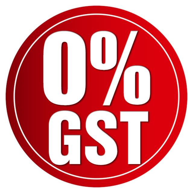 Payment Before 1st June 2018 Are Subject To 6% GST.