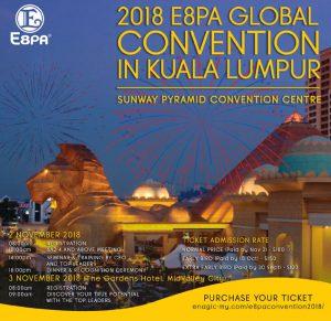 E8PA Convention 2018