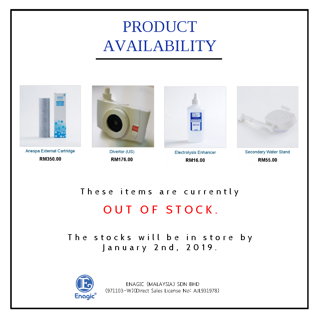 Product / Stock Availability