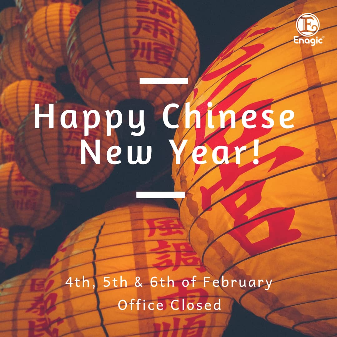 NOTICE | Happy Chinese New Year (Office Closed)