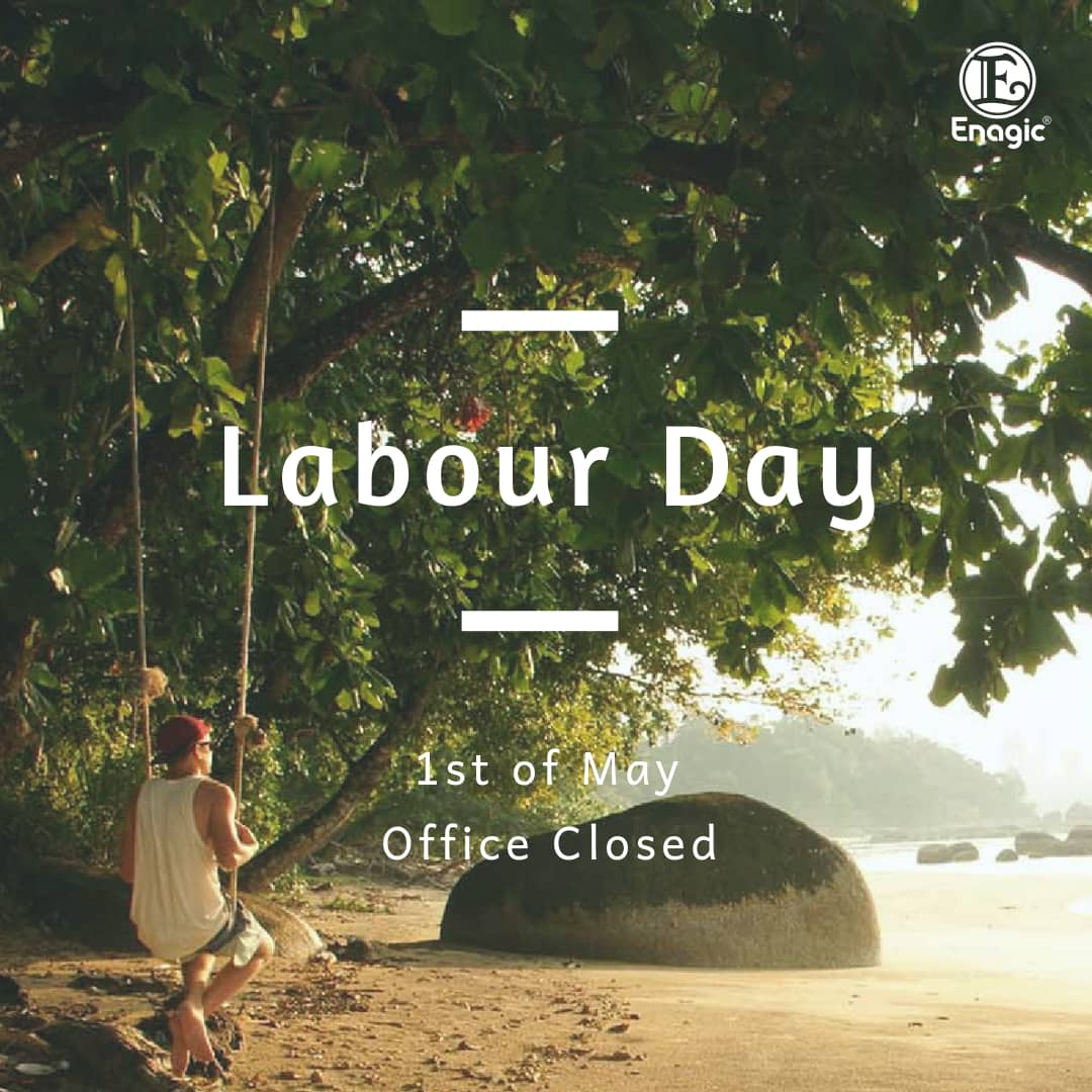 NOTICE | Labour Day (Office Closed)