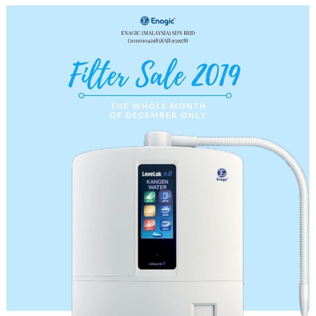 Filter Promotion