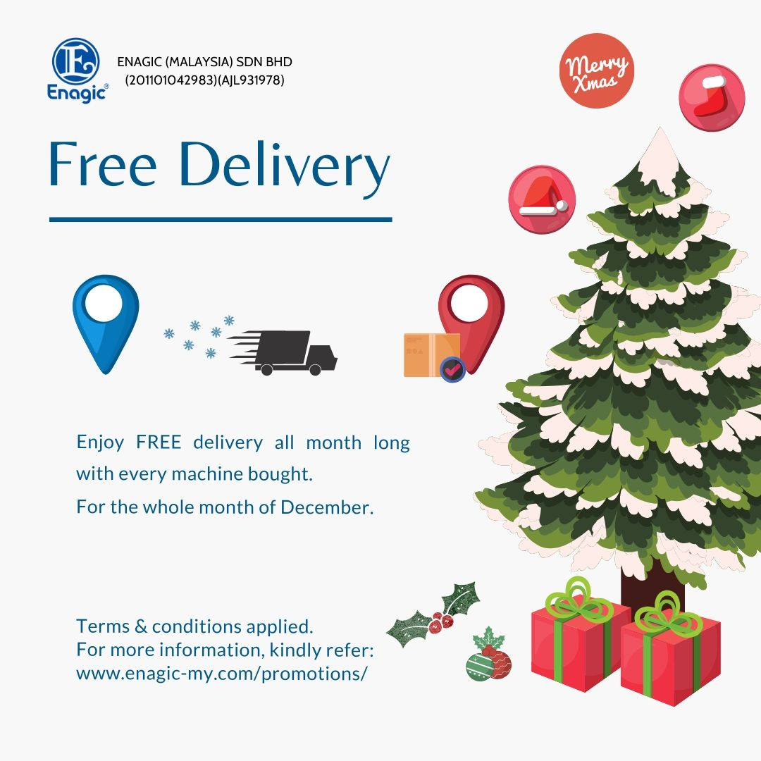 Free Delivery (December)