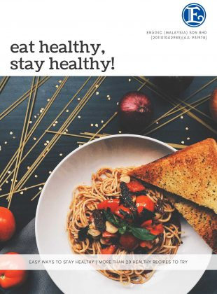 Eat Healthy, Stay Healthy Cooking Recipe