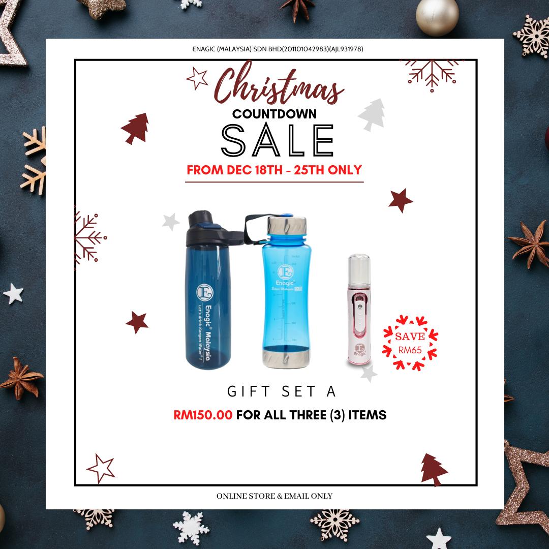 PROMO | Christmas Countdown Sale