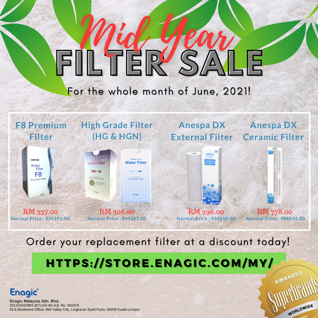 PROMO | Mid Year Filter Sale