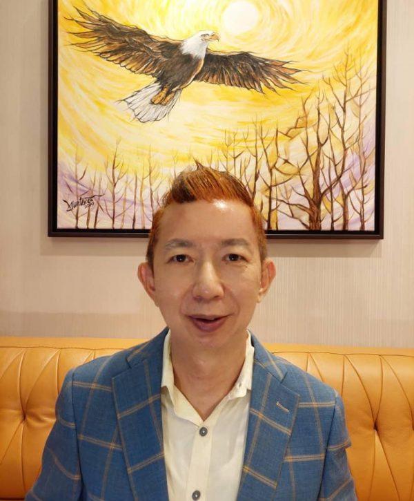Brice Chow Pak Leong